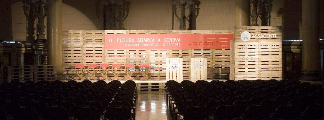 Assemblea annuale Spediporto Genova