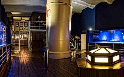 Museo del Mare di Genova della Sala Armatori